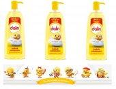 Dalin Bebek Şampuanı Göz Yakmayan Şampuan 1000ml X3