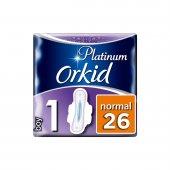 Orkid Platinum Hijyenik Ped Ultra Normal 1boy(26 Ped) Süper Eko
