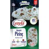 Yayla Sebzelim Mantarlı Pirinç 360 Gr