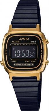 Casio La670wegb 1bdf Bayan Kol Saati