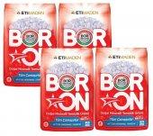Boron Doğal Mineralli Temizlik Ürünü 4 Kg X 4 Adet
