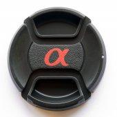 Sony Lensler İçin 62mm Snap On Lens Kapağı,...