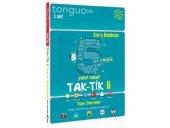 Tonguç 5.sınıf Tüm Dersler Tak Tikli Soru Bankası