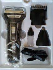 Powerdex Pd 600 3 Lü Erkek Saç Sakal Traş Seti