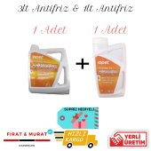 Opet Antifreeze Extended Life 3lt Antifriz Ve Opet Antifriz 1lt