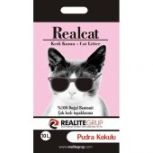 Real Cat Kedi Kumu Baby Powder 10lt