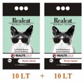 Real Cat Kedi Kumu Marsilya Sabunlu 10 Lt X 2...