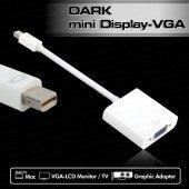 Dark Mini Display Port Vga Aktif Dönüştürücü (Dk H...