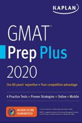 2020 Gmat Prep Plus Kaplan Publishing