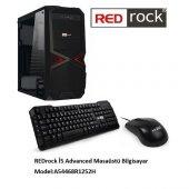 Redrock A54468r12s2h İ5 4460 8gb 2tb+120ssd Dos