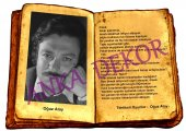 ŞAİR TABLO 4 ADET
