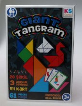 Ks Games 61 Parçatangram