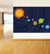 Güneş Sistemi Ve Gezegenler 13 Ebat 140x200 Cm