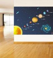Güneş Sistemi Ve Gezegenler 6 Ebat 140x200 Cm