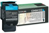 Lexmark C540a1cg C 544 Mavi Laser Toner