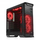 Dark N10 Advanced 750w 80+ Bronze 5x12cm Kırmızı F...