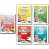 Okyanus 8. Sınıf Classmate 5 Ders + Deneme Set 6 Kitap