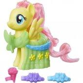 My Little Pony Balo Elbiseli Fluttershy Figür...