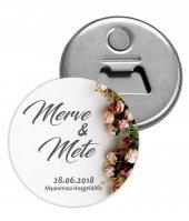 Metal Magnet Açacak (24 Adet)