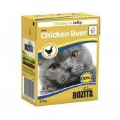Bozita Tetra Chunks İn Jelly With Chicken Liver...