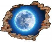 Kırık Tuğla, Ay Duvar Sticker