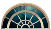Pencere, Köpek Balığı Duvar Sticker