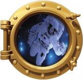 Uzay Gemisi, Astronot Duvar Sticker
