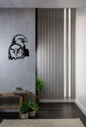 Ev Dekorasyon Lazer Kesim Metal Tablo İdeal Tasarım
