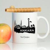 TrendBox Kişiye Özel Ankara  Kupa Bardak 2