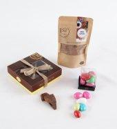 Liva  Badem Çikolata Küp Kutu Serisi-2