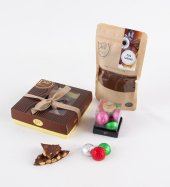 Liva Fındık Çikolatin Çikolata Küp Kutu Serisi-2