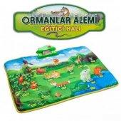 Eğitici Oyun Halısı Ormanlar Alemi