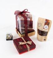 Liva Truffle Çakıltaşı Çikolata Küp Kutu Serisi