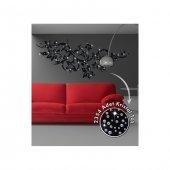 Dream Kadife Duvar Sticker 2536 Adet Kristal Taş