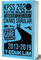 Yediiklim Yayınları 2020 Kpss Eğitim Bilimleri...