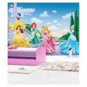 Prensesler 178x126 Cm Duvar Resmi