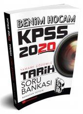 Benim Hocam Yayınları 2020 Kpss Tarih Tamamı...