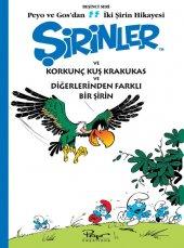 Çizgi Roman No:5 Korkunç Kuş Krakukas
