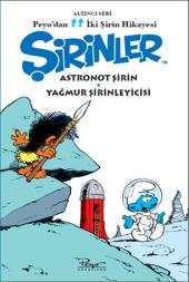 Çizgi Roman No:6 Astronot Şirin