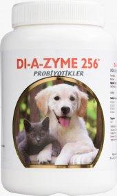 Diazyme 256 Kedi Köpek İçin Sindirim Sistemi...