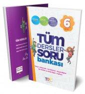 Tüm Dersler Yayınları 6. Sınıf Tüm Dersler Soru Bankası YENİ