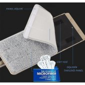 Tablet Mop Yedek Microfiber Bez