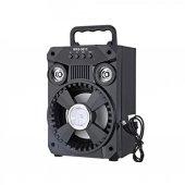 Wks 501 Bluetooth Hoparlör Kablosuz Speaker Led...