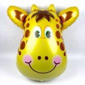 Folyo Balon Zürafa 40 Cm Helyum Uyumlu