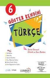 çalışkan 6.sınıf Türkçe Göster Kendini Soru Bankası