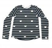 Mickey Desenli Siya Renkli Sweatshirt 052