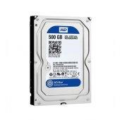 Wd 500gb 3.5 7200rpm 16mb Sata3 Wd5000aakx Blue Hard Disk