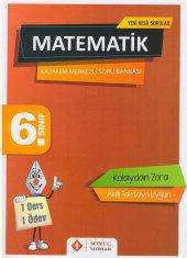 Sonuç Yayınları 6. Sınıf Matematik Kazanım Merkezli Soru Kitapçığ