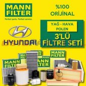 Hyundai Accent Era 1.5 Crdı Mann Filter Filtre Bak...