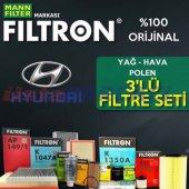 Hyundai Accent Blue 1.6 Crdı Filtron Filtre Bakım ...